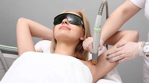 Laser treatments Near Valley View, PA