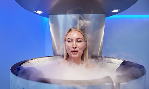 Cryotherapy in near east york, pa