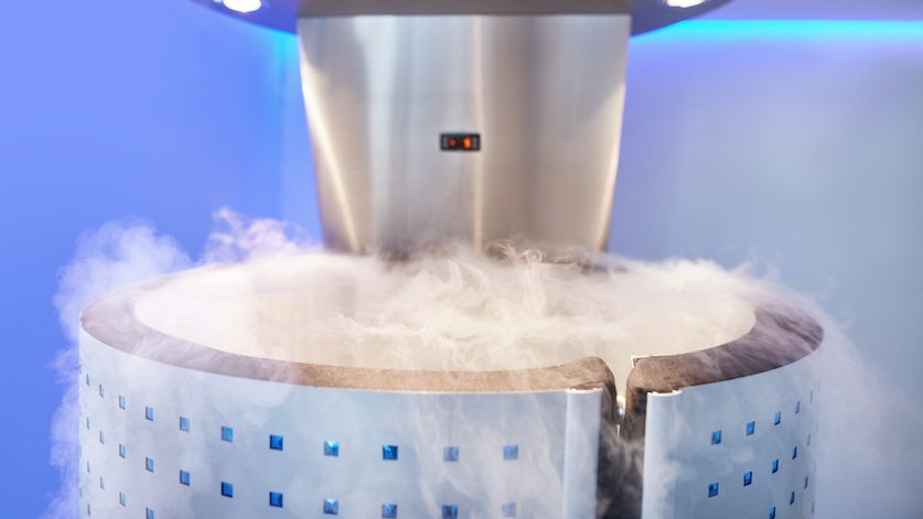 cryotherapy Near Valley View, PA