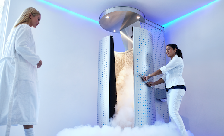 Cryotherapy in Tyler Run, Pa