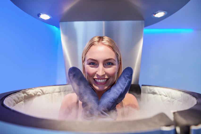 Cryotherapy in Queens Gate, Pa