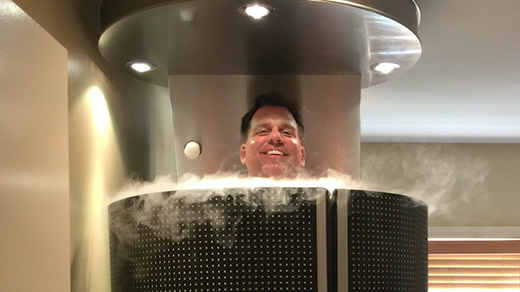 Cryotherapy near Spry, Pa