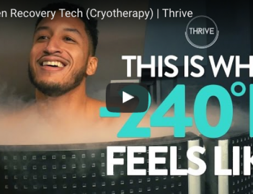The Cryotherapy Experience